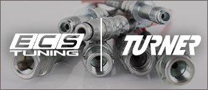 New G20 - Turner & ECS Stainless Steel Brake Lines