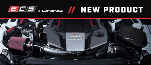 NEW ECS B9 RS5 Luft-Technik Intake Options