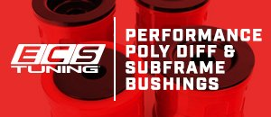 Performance Poly Diff & Subframe Bushings | E9XM3