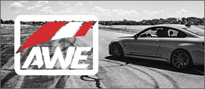 Now Offering AWE For Your BMW F30 320