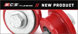 NEW ECS MK4 Polyurethane Front Subframe Bushing Kit