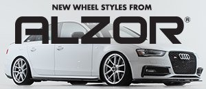 New 5x112 Alzor Wheel Styles Available For Your VW/Audi