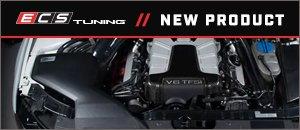 New ECS Audi B8/B8.5 S4 Enclosed Luft-Technik Intake