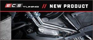 New ECS Audi B9 SQ5 X-Pipe