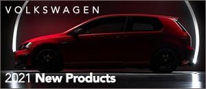 2021 New Products for your Volkswagen
