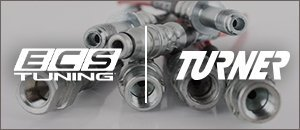 New G30 - Turner & ECS Stainless Steel Brake Lines