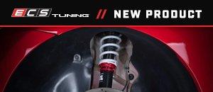 New ECS MK7/8V Adjustable Damping Coilover System