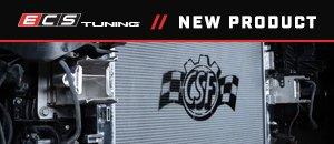 New B8 S4 High Performance Aluminum Radiator