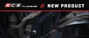 New ECS Audi B8 Brake Cooling Duct Set