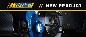 New BMW F8X Turner TrackSport Rotors