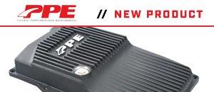 New Heavy Duty Aluminum Transmission Pan Filter