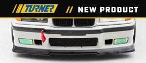 New Turner E36 LTW Inspired Front Splitter