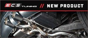 New MK5 R32 Valved Catback Exhaust System