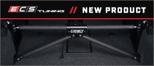 New ECS Rear Stress Bars For Your MK5/6