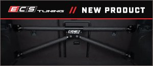 New ECS Rear Stress Bars For Your MK7