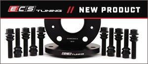 New Touareg 3 Wheel Spacer Flush Kits