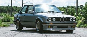 Chris's BMW E30 325is Build List