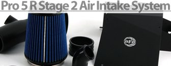 VW MKV R32 Pro 5 R Stage Air Intake System