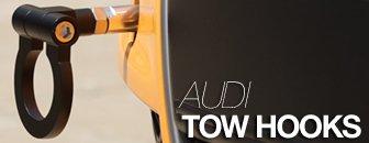 Audi ECS Tow Hooks