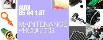 Audi B5 A4 Maintenance Items