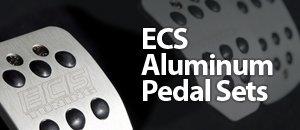 ECS Aluminum Pedal Sets