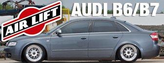 Audi B6 / B7 Air Lift Kits