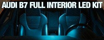 Audi B7 A4/S4/RS4 Interior LED Lighting Kit