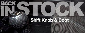 VW MKIV Shift Knob and Boot