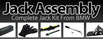 BMW OEM Jack Assembly