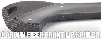 E46 M3 Carbon Fiber Front Lip Spoiler