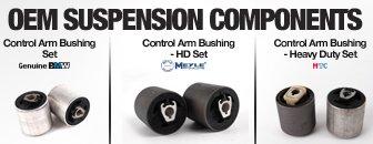 BMW E39 Control Arm Bushing