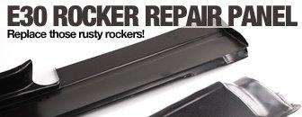 BMW E30 Rocker Repair Panel