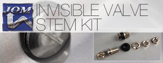 JOM Invisible Valve Stem Kit