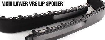 MKIII Lower VR6 Lip Spoiler