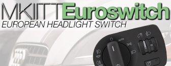 Audi MKII TT European Headlight Switch