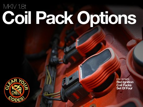 ECS News - MKIV 1 8T Coil Pack Options