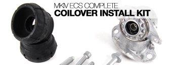 VW MKIV ECS Complete Coilover Install Kit