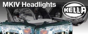 VW MKIV Jetta Headlight Options