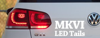 MKVI LED European Tail lights