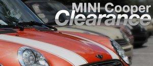 MINI Clearance Items