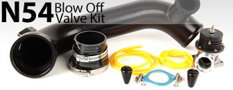 BMW N54 Blow Off Valve Kit