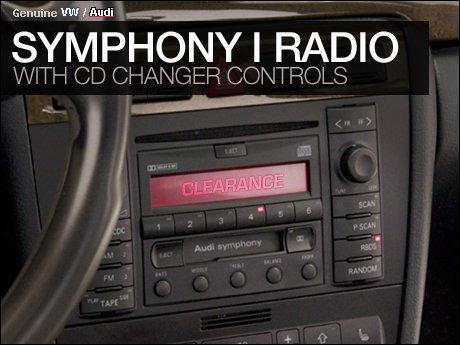 audi symphony