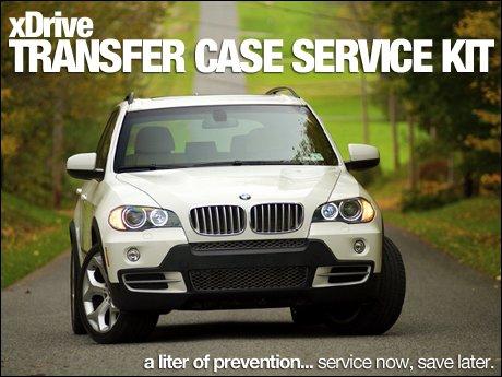 Ecs News Bmw Xdrive Transfer Case Service Kit