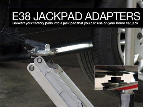Ecs News Bmw E38 Jack Pad Adapters