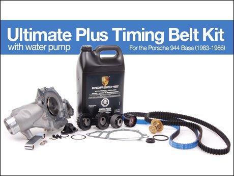 For 1983-1989 Porsche 944 Timing Belt 85341QD 1984 1987 1986 1985 1988 Premium