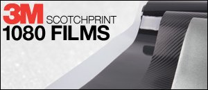 3M Scotchprint 1080 Film