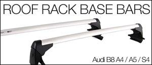 Audi B8 Roof Rack Base Bars