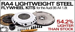 B6 Audi RA4 Flywheel Clutch Kits