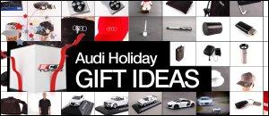 Audi Holiday Gift Ideas