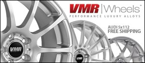"""VMR 19"""" Wheel Sets - Audi"""